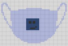 Alpha pattern #73975 variation #150687