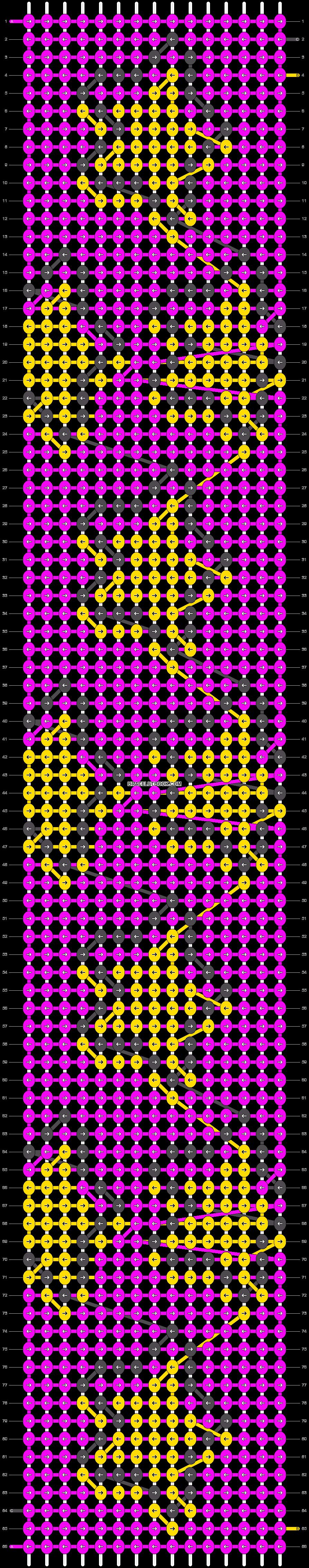 Alpha pattern #80555 variation #150735 pattern