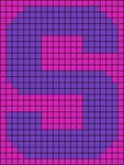 Alpha pattern #82874 variation #150743