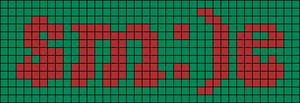 Alpha pattern #60503 variation #150816