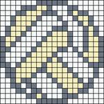 Alpha pattern #11004 variation #150822