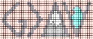 Alpha pattern #42182 variation #150833