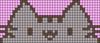 Alpha pattern #19244 variation #150844