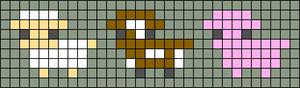 Alpha pattern #61601 variation #150940
