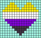 Alpha pattern #83399 variation #151120