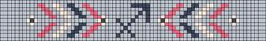 Alpha pattern #39066 variation #151143