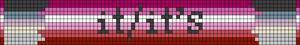 Alpha pattern #83436 variation #151149