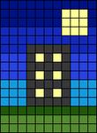 Alpha pattern #64332 variation #151157
