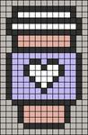 Alpha pattern #83536 variation #151254