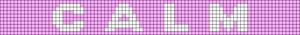 Alpha pattern #83530 variation #151341
