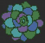 Alpha pattern #50481 variation #151347