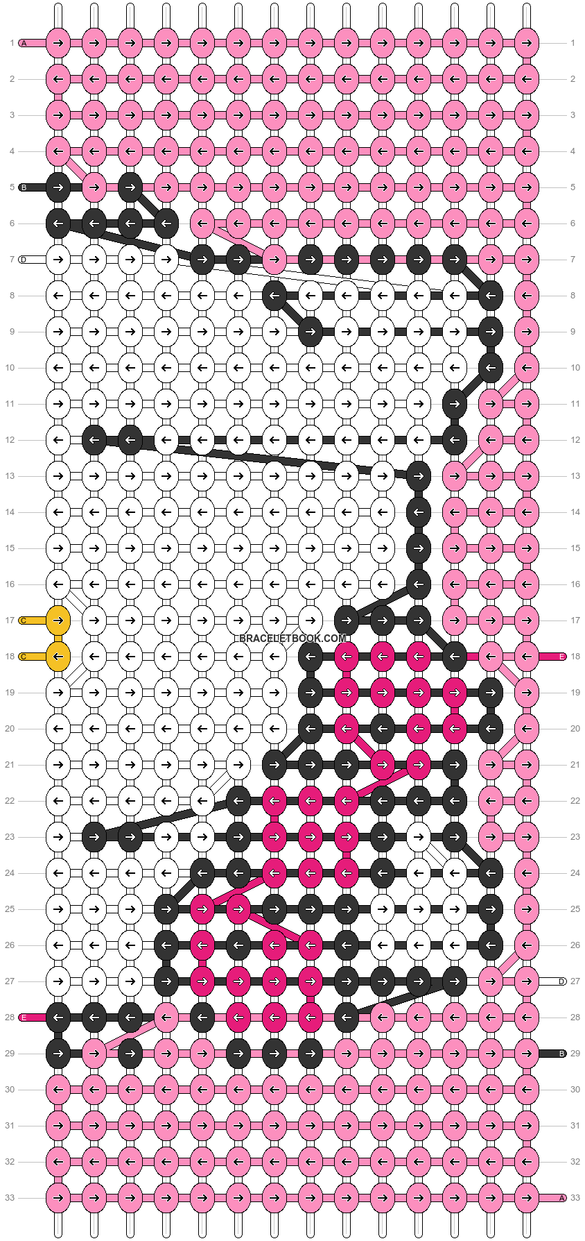 Alpha pattern #80361 variation #151359 pattern