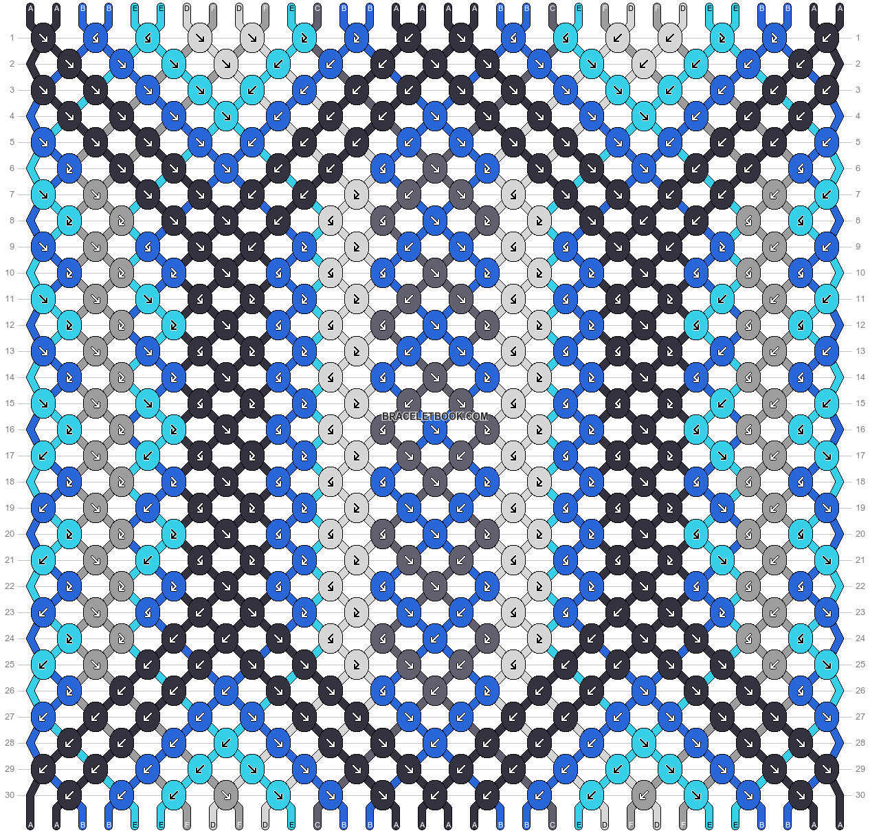 Normal pattern #11860 variation #151441 pattern