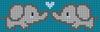 Alpha pattern #16252 variation #151447