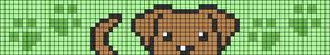 Alpha pattern #52033 variation #151462