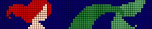 Alpha pattern #65688 variation #151509