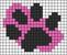 Alpha pattern #80910 variation #151525