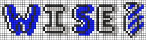 Alpha pattern #83649 variation #151558
