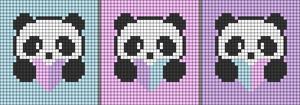 Alpha pattern #83761 variation #151657