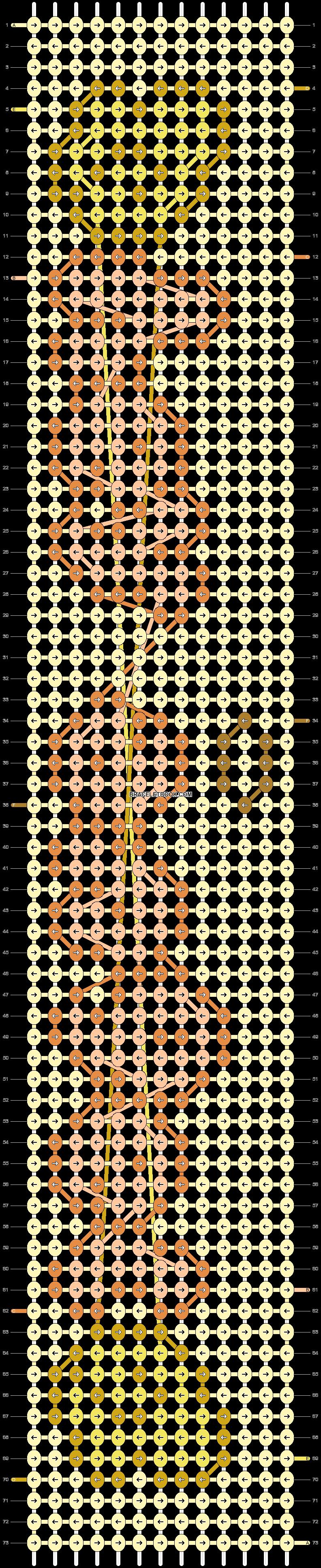 Alpha pattern #83707 variation #151835 pattern
