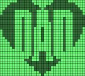 Alpha pattern #18579 variation #151848