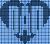 Alpha pattern #18579 variation #151849