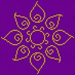 Alpha pattern #22506 variation #151865