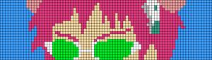 Alpha pattern #54076 variation #151874