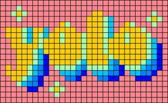 Alpha pattern #83798 variation #151888