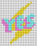 Alpha pattern #58263 variation #151923
