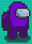 Alpha pattern #62666 variation #151939