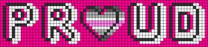 Alpha pattern #83237 variation #152007