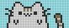 Alpha pattern #82282 variation #152068