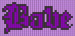 Alpha pattern #83386 variation #152072