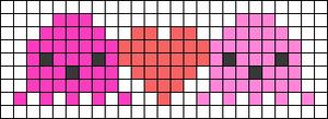 Alpha pattern #75811 variation #152114