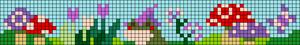 Alpha pattern #70679 variation #152179