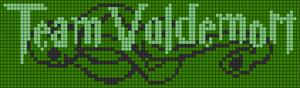 Alpha pattern #10845 variation #152216