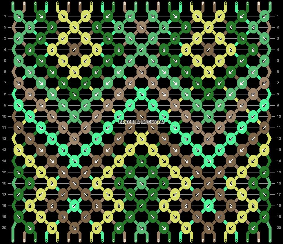 Normal pattern #52060 variation #152233 pattern