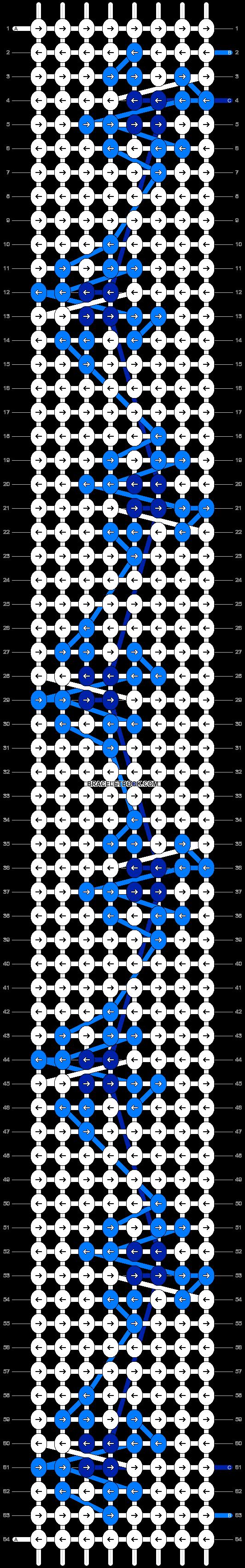 Alpha pattern #58519 variation #152235 pattern