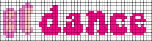 Alpha pattern #84044 variation #152395