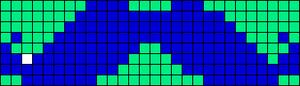 Alpha pattern #868 variation #152408