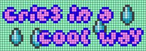 Alpha pattern #83900 variation #152467