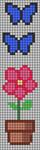 Alpha pattern #84120 variation #152536