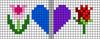 Alpha pattern #84384 variation #152731