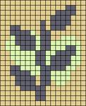 Alpha pattern #80907 variation #152760