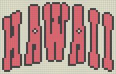 Alpha pattern #45087 variation #152773
