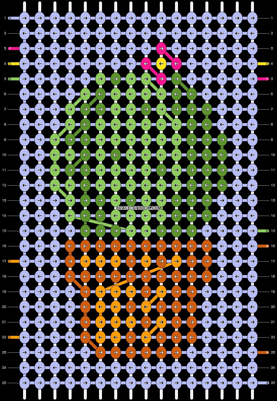 Alpha pattern #80304 variation #152809 pattern