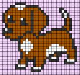 Alpha pattern #51057 variation #152901