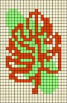 Alpha pattern #59790 variation #152964