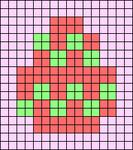 Alpha pattern #84479 variation #152968
